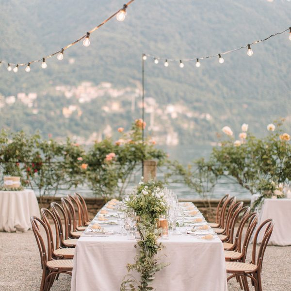 Lake Como Wedding | Villa Pizzo