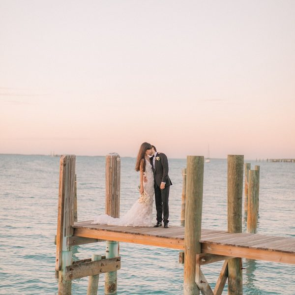 Bahamas Wedding | Ocean View Club