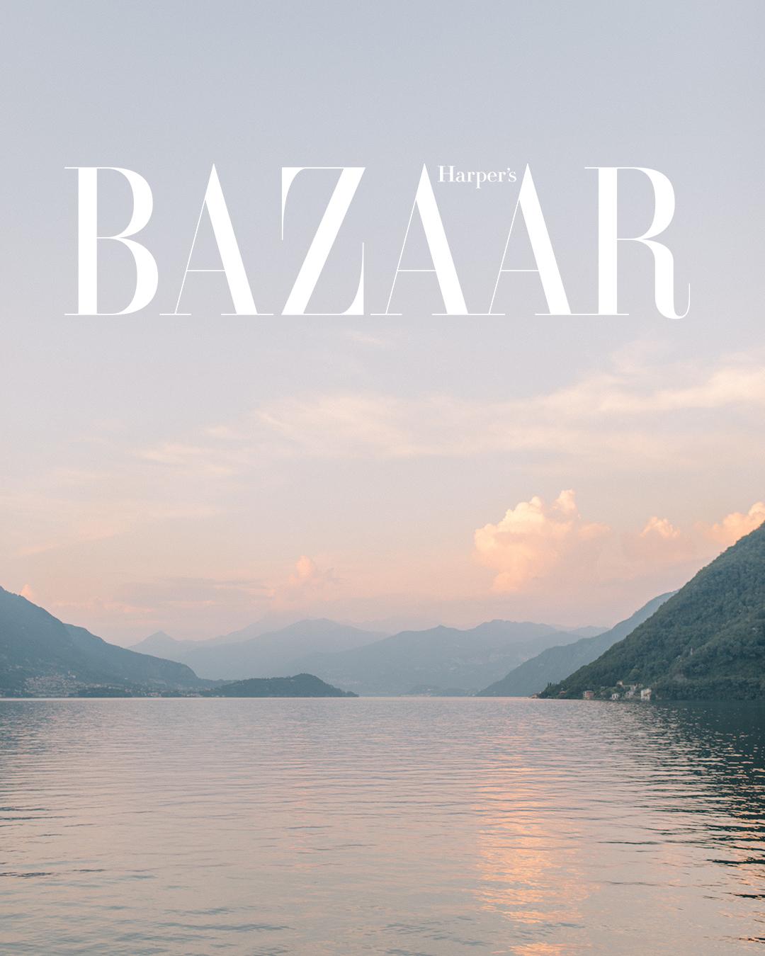 Harpers Bazaar 2020 Travel Guide