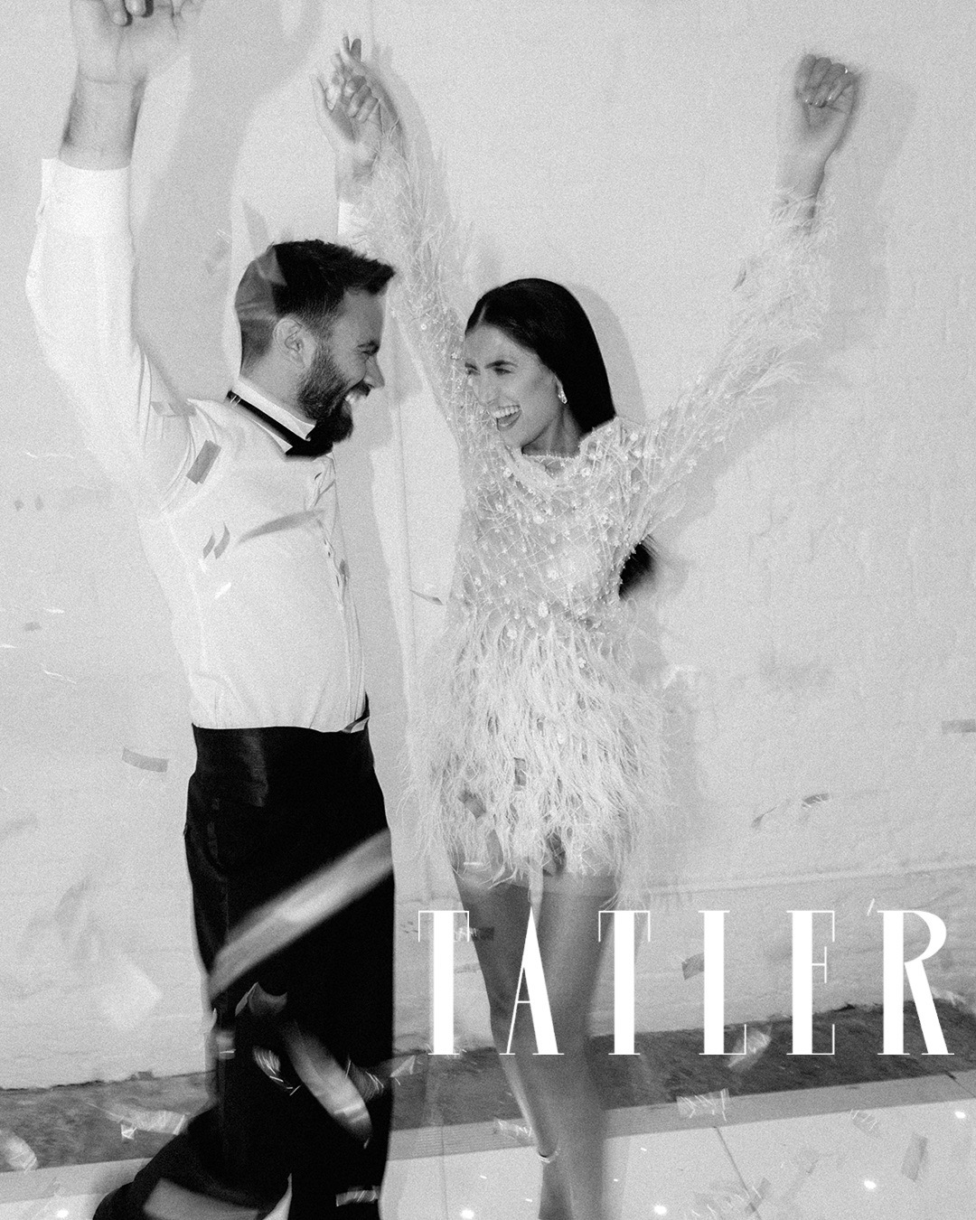 Tatler Wedding Guide 2020 - Holly Clark Photography